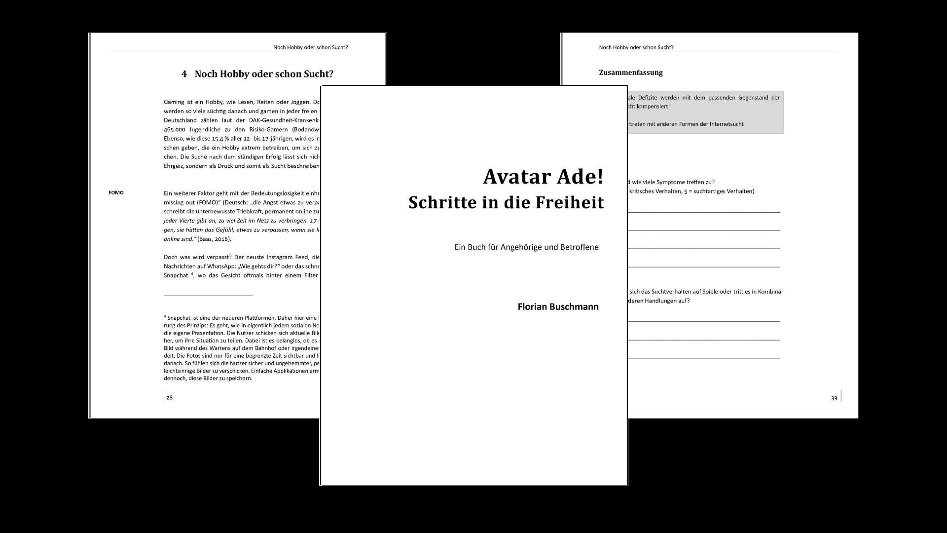 Ade Avatar - Einblick